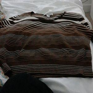 Beautiful brown sweater